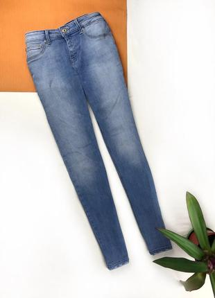 Джинсы от mango высветленные джинсы узкие джинсы1