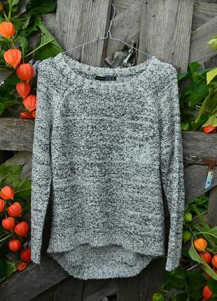 Серый свитер atmosphere / джемпер / пуловер