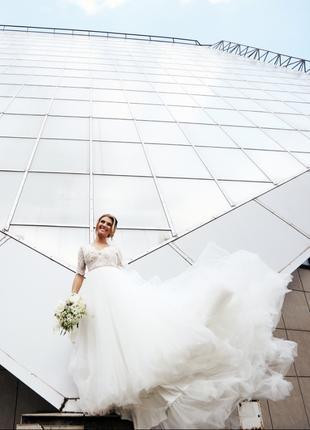 Свадебное платье esty style3 фото