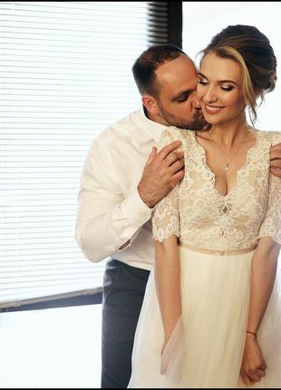 Свадебное платье esty style2 фото