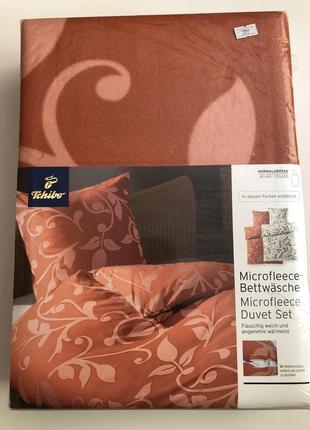 Космплект постельного белья из микрофлиса 125*200 + 80*80