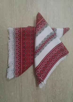 Салфетки в украинском стиле