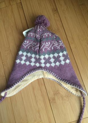 Нова зимня шапка