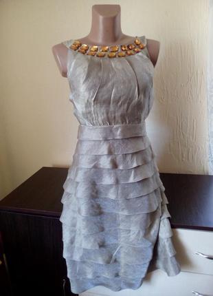 Святкова сукня на модель +