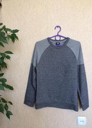 Стильный свитер, свитшот h&m