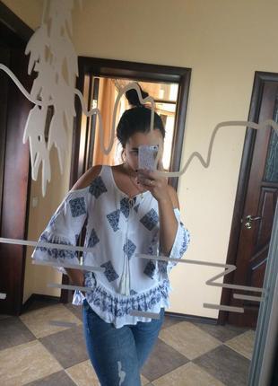 Блуза новой коллекции amisu