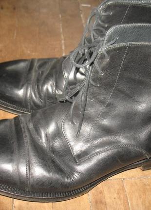 Ботинки vero cuoio ручная работа италия