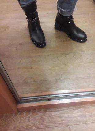 Берцы зимние/сапоги/ботинки на меху/36-41/зимние