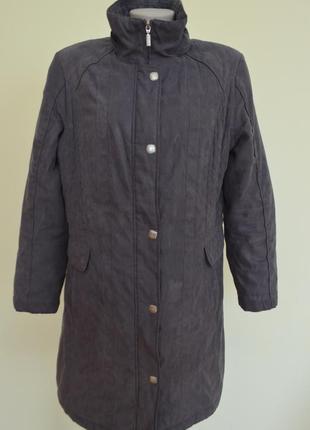 Прекрасная теплая куртка на синтепоне