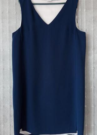 Интересное платье без рукавов vero moda