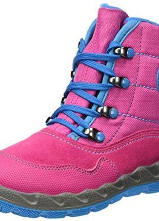 Зимние ботинки superfit icebird размер 26