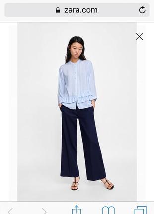 Новая блузка zara2