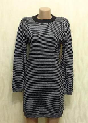 Приталенное теплое платье miss posh, р.10-12