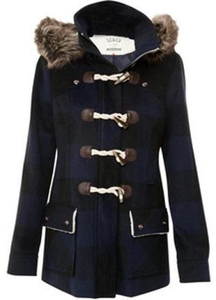 Демисезонное пальто дафлкот soulcal&co
