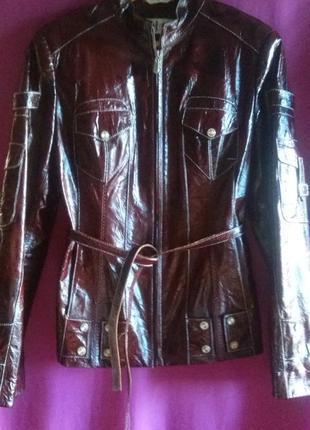 Куртка жакет натуральная кожа, на 48 размер.
