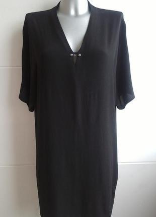 Короткое платье-туничка zara