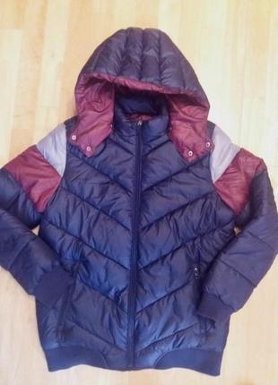Зимняя куртка ovs, на подростка, рост 170 см