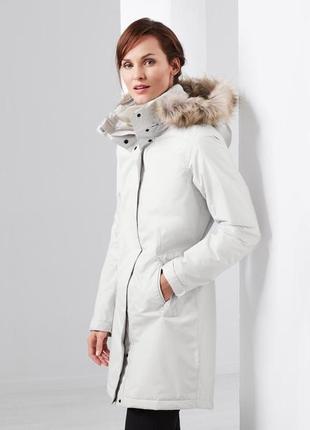 Термо куртка пальто тсм tchibo, размер 48рус