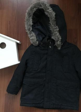 Курточка 12-18 мес