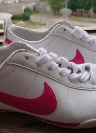 🎄скидка! кожаные белые кроссовки