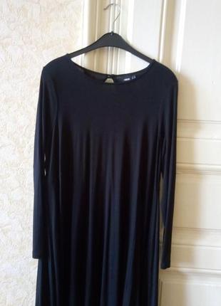 Платье туника asos. вискоза 14-16 uk