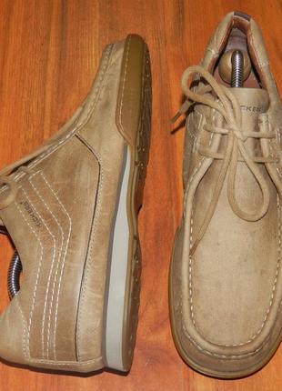 Kickers! оригинальные, кожаные, невероятно крутые ботинки
