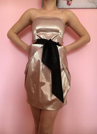 Супер класне нарядне плаття з поясом