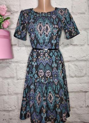 Платье миди р 12 monsoon