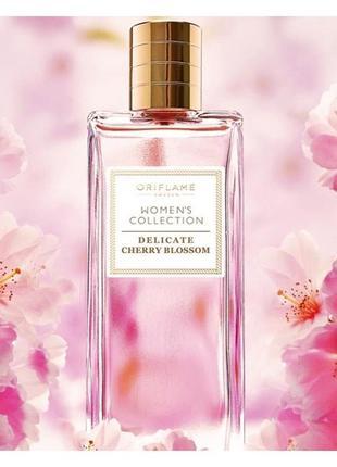 Туалетная вода women´s collection delicate cherry blossom, 50мл