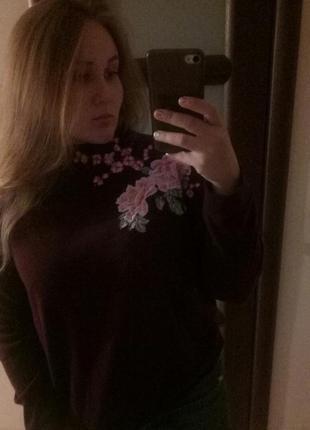 Тёплый свитер new look