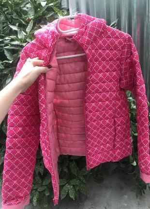 Куртка курточка балоновая стёганная демисезонная