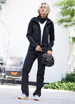 Спортивная куртка  с обработкой ecorepel® tcm tchibo германия