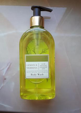 Гель для душа с лимоном и вербеной essense & co1