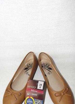 Балетки туфли низкий ход esmara 39 размер