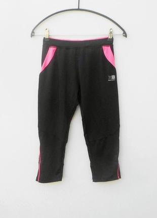 Леггинсы лосины женская спортивная одежда karrimor