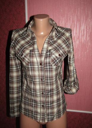 Рубашка р-р s-36 бренд yessica