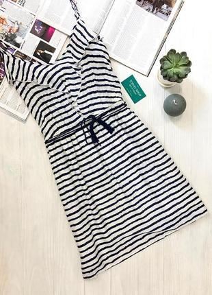 Легка полосата сукня від французького бренду pimkie