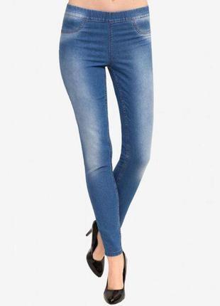 Джинсы на резинке gloria jeans