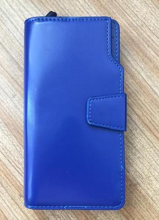 Женское портмоне baellerry business woman синий