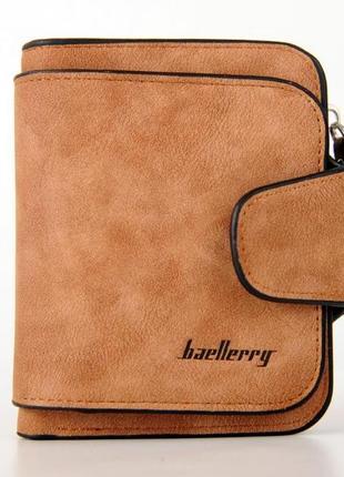 Женский кошелек baellerry forever mini коричневый