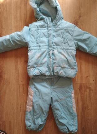 Зимний костюм комбинезон columbia