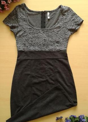 Платье gloria jeans, в деловом стиле, s/m