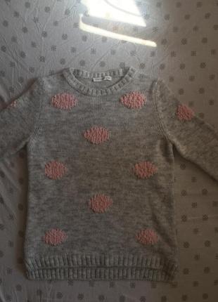 Серый свитер lc waikiki