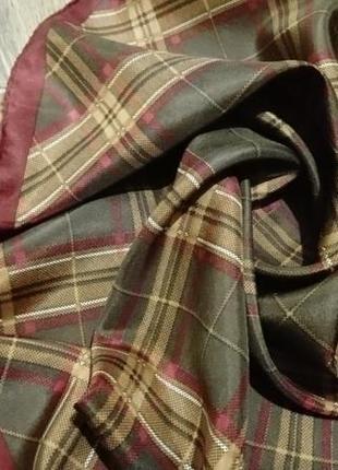 Esprit шелковый шейный платок
