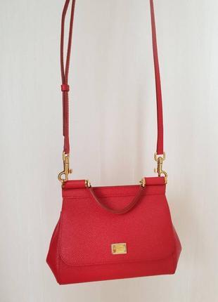 Новая сумка dolche & gabbana оригинал