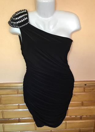 Шикарное коктельное платье от te amo