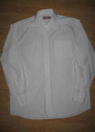 Біла сорочка xl