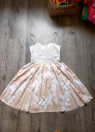 Платье с корсетом h&m