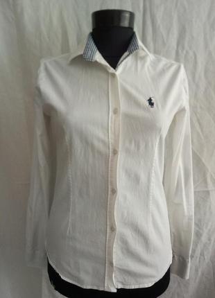 Базовая рубашка ralf lauren