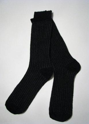Теплые носки размер  39-42